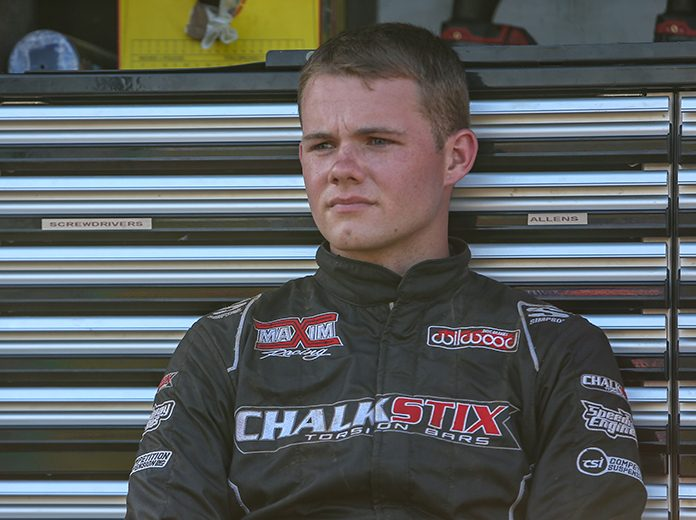 Parker Price-Miller will drive for the Dietz Motorsports team this year. (Adam Fenwick Photo)