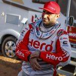 Paulo Goncalves died following a crash in the Dakar Rally on Sunday in Saudi Arabia. (Dakar Rally Photo)