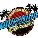 California Lightning Sprint Car Series Logo