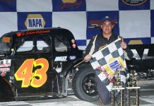 Devin O'Connell is hoping to add to his win list at Stafford Motor Speedway later this year.