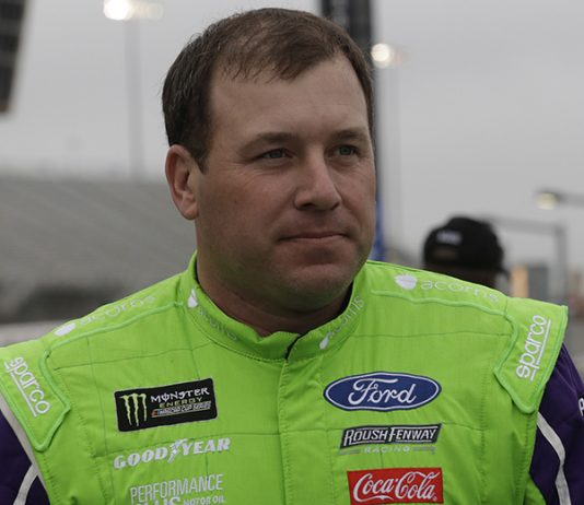 Ryan Newman will sign autographs at the National Sprint Car Hall of Fame booth at the Lucas Oil Chili Bowl Nationals. (HHP/Harold Hinson Photo)