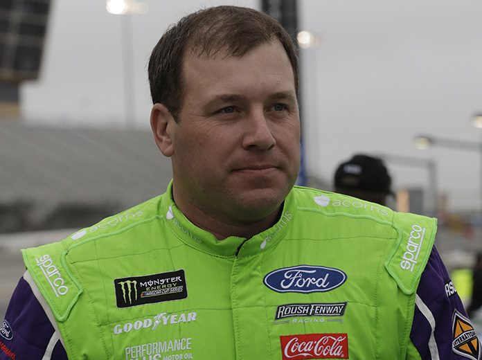 NASCAR's Ryan Newman Returns To Track After Horrific Crash, 'It's A Miracle'