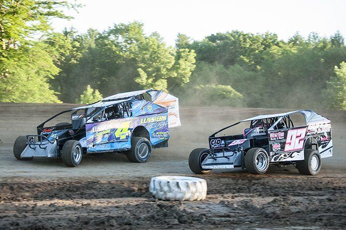 The DIRTcar Sportsman Modified Series has added an Eastern Region for 2020. (Joe Grabianowski Photo)