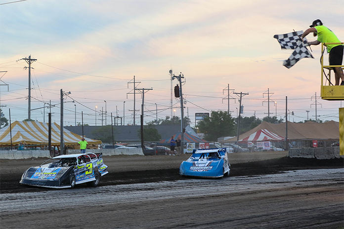 The DIRTcar Fall Nationals are moving to Lincoln Speedway in 2020. (Brendon Bauman Photo)
