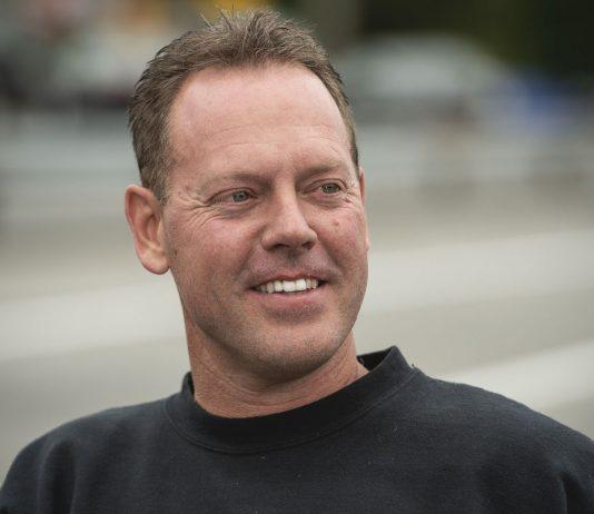 Jason Line (Dennis Bicksler photo)