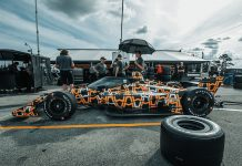 McLaren IndyCar (IndyCar Photo)