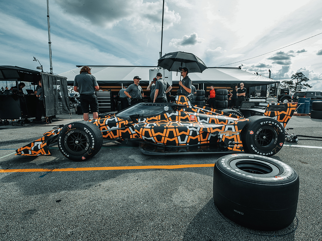 McLaren IndyCar (IndyCar Photo)