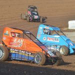The POWRi Lucas Oil West Midget League schedule includes 27 events.
