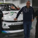Kaulig Racing President Chris Rice (center) has confirmed Alex Yontz (left) and Bruce Schlicker (right) will serve as crew chiefs for the team in 2020.