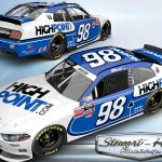 HighPoint will serve as a primary sponsor of Chase Briscoe and Stewart-Haas Racing in 10 NASCAR Xfinity Series events.