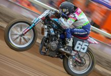 Cory Texter will stick with G&G Racing for the 2020 AFT Production Twins season. (Scott Hunter/AFT Photo)