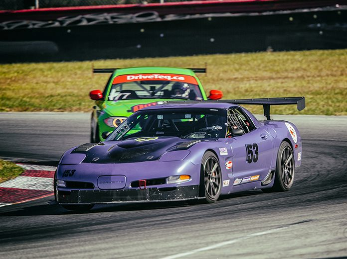 The American Endurance Racing has released its Summit Racing Endurance Championship Series schedule. (Rudy Archuleta/AER Photo)