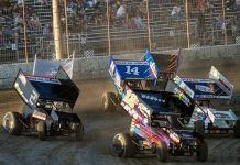 The ASCS Frontier Region schedule has been announced. (Nitro Photo)