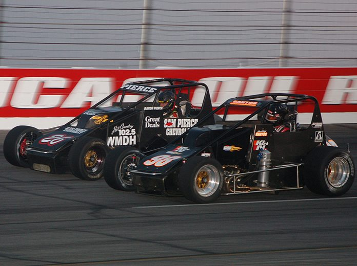 Lucas Oil Raceway will play host to a non-winged sprint car race on July 3.