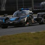 Kamui Kobayashi put the Wayne Taylor Racing entry on the top of the speed charts during the final Rolex 24 practice. (IMSA Photo)
