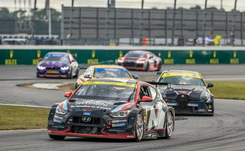 Scenes from the 2020 edition of the BMW Endurance Challenge Friday at Daytona Int'l Speedway. (Dallas Breeze Photo)