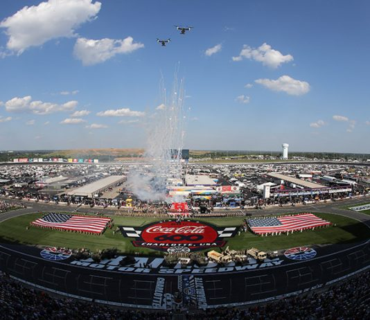 Charlotte Motor Speedway is set to celebrate its 60th anniversary in 2020. (HHP/Tami Pope Photo)