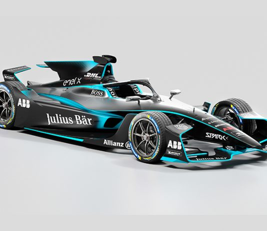 Formula E has revealed the updated look of the Gen2 EVO.