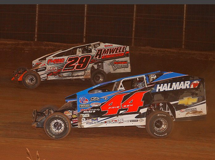 The Short Track Super Series Sunshine Swing from All-Tech Raceway in Florida will be streamed live by Dirt Track Digest TV. (Dan Demarco Photo)