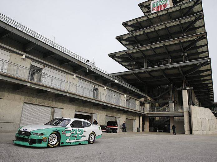 Details for the inaugural NASCAR Xfinity Series race on the Indianapolis Motor Speedway road course have been announced. (IMS Photo)