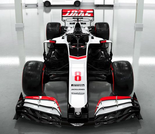 Haas F1 Team has revealed the design of the VF-20 Formula One entry.