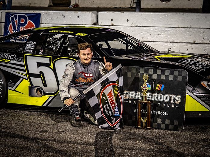 Jett Noland will drive for Niece Motorsports in six NASCAR Gander RV & Outdoors Truck Series events this year.