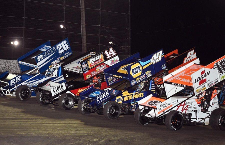PHOTOS: All Star Sprints