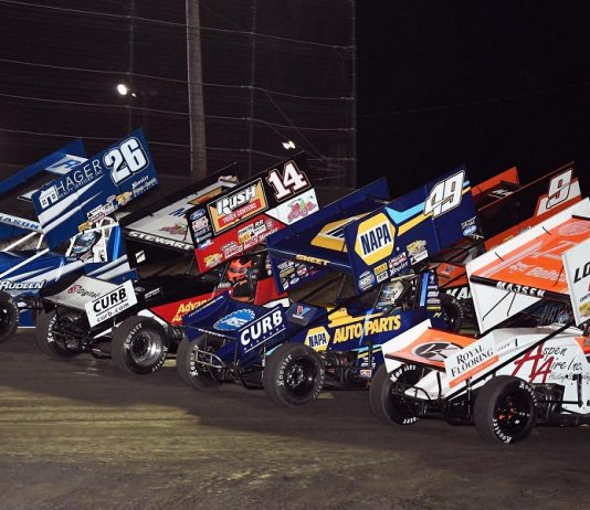 World Of Outlaws Unveil