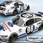 The Ford Performance Racing School will sponsor Chase Briscoe in 16 NASCAR Xfinity Series events.