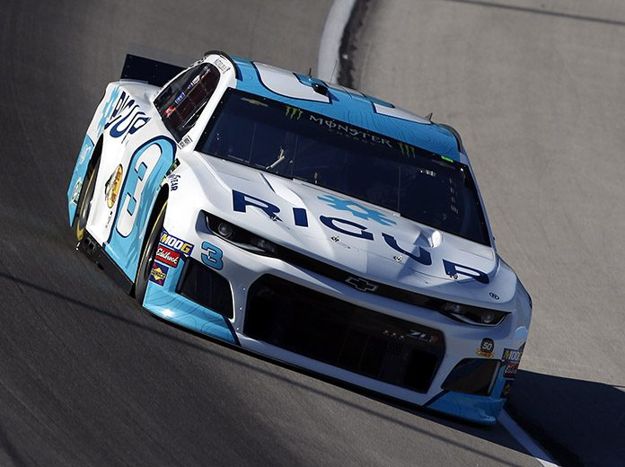 RigUp will sponsor Austin Dillon and Richard Childress Racing in select NASCAR Cup Series races this year. (HHP/Andrew Coppley Photo)