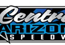Central Arizona Speedway Logo