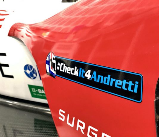 Andretti Autosport will carry on the #CheckIt4Andretti campaign following the passing of John Andretti.