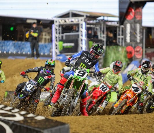 PHOTOS: San Diego Supercross