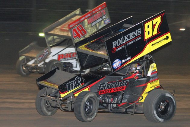 PHOTOS: Sprint Week Wraps