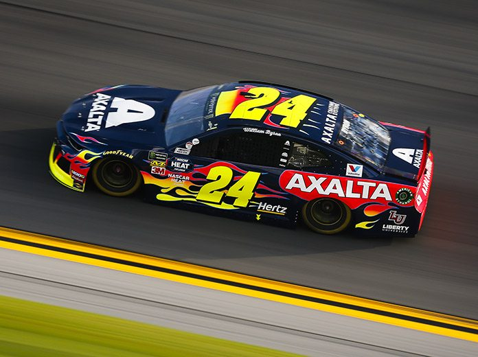 Axalta has renewed its sponsorship of Hendrick Motorsports through 2027. (HHP/Barry Cantrell Photo)