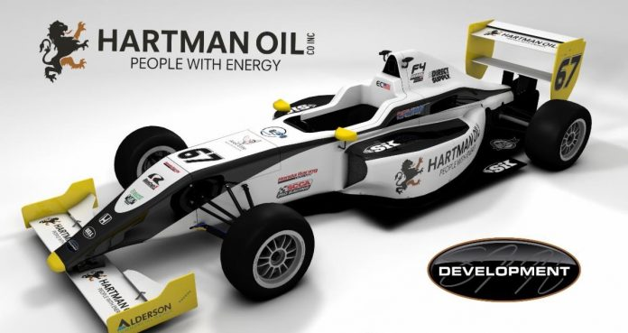 Sarah Fisher Hartman Racing is expanding into the United States Formula 4 tour.