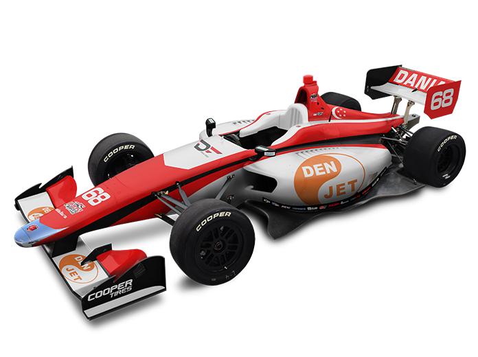 Danial Nielsen Frost will join Andretti Autosport for the upcoming Indy Lights campaign.