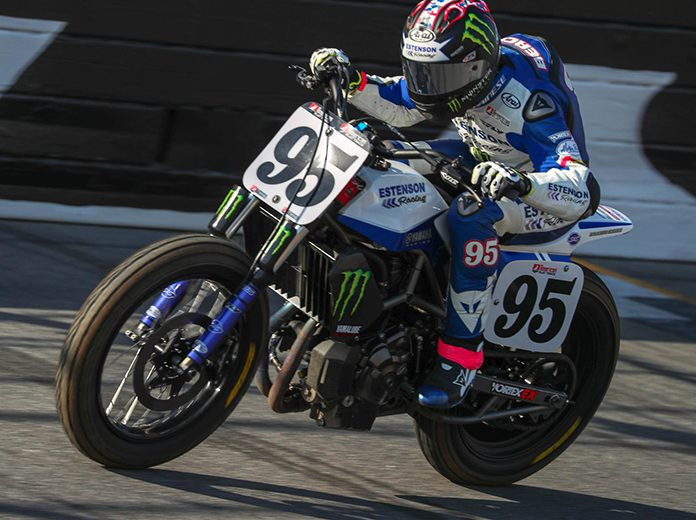 Yamaha has expanded its relationship with American Flat Track. (Scott Hunter/AFT Photo)