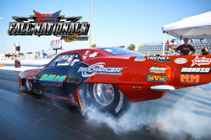 ProCharger has signed on to sponsor the PDRA Fall Nationals. (Tara Bowker Photo)