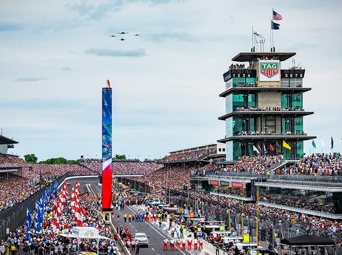 Roger Penske intends to make Indianapolis Motor Speedway and the Indianapolis 500 shine brighter than they ever have thanks to several changes and updates announced on Friday. (IndyCar Photo)