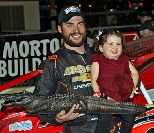 Wight Collects Big Gator