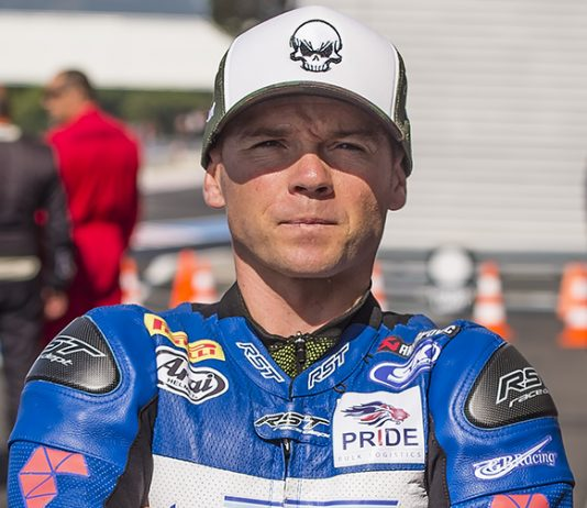 Sheridan Morais will ride for Team Penz13 during the upcoming Daytona 200 at Daytona Int'l Speedway.