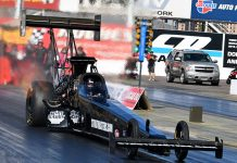 Doug Foley is returning to the NHRA Top Fuel division this weekend at the NHRA Arizona Nationals.