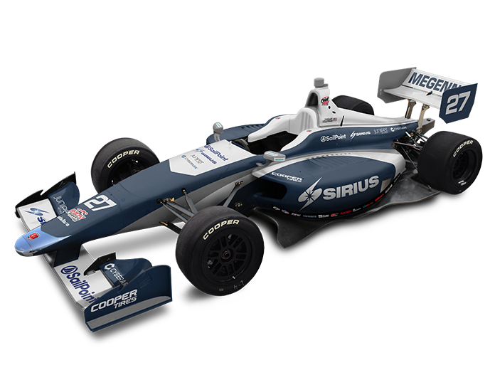 Megennis Back With Andretti Indy Lights Squad Speed Sport