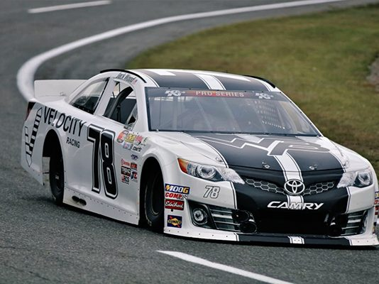 Jack Wood is slated to compete in multiple ARCA events on the West Coast in the next few weeks. (Michele Martin Photo)