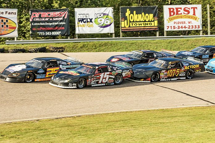 The TUNDRA Super Late Model Series will visit six Wisconsin tracks in 2020. (T.J. Harron Photo)