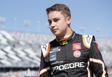 Christopher Bell Takes