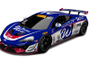 Window World is returning to sponsor Jarett Andretti's sports car efforts.