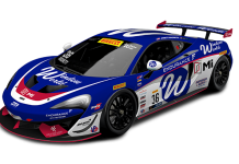 Window World is returning to sponsor Jarett Andretti's sports car efforts.