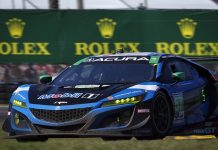 Misha Goikhberg and Matt McMurry are both getting up to speed with Meyer Shank Racing. (IMSA Photo)